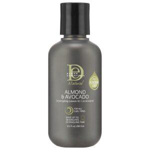 Design Essential Almond & Avacado Leave-In Conditioner_