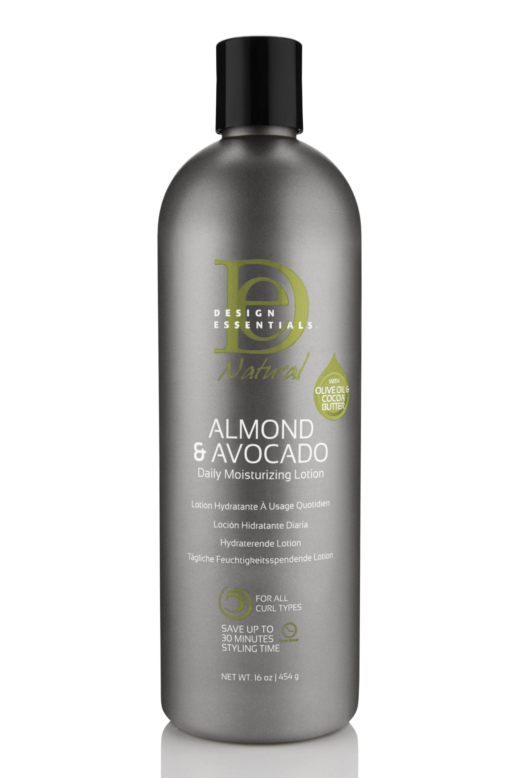Design Essential Almond & Avacado Daioly Moisturizing Lotion